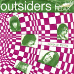 OUTSIDERS - KEEP ON TRYING b/w THAT'S YOUR PROBLEM
