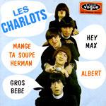 LES CHARLOTS - HEY MAX + 3