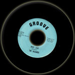 THE HAZARDS - HEY JOE b/w WILL YOU BE MY GIRL