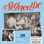 VARIOUS ARTISTS - SIGNED D.C.