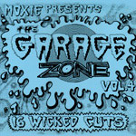 VARIOUS ARTISTS - THE GARAGE ZONE VOL.4